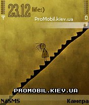 Тема Up or down для смартфона Nokia