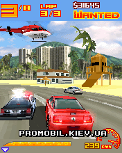 Asphalt 3: Street Rules 3D FULL для Symbian 9