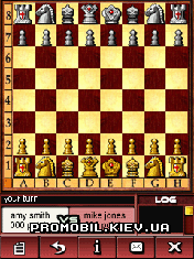 Multiplayer Championship Chess для Symbian 9