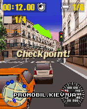 Midtown Madness 3 для Symbian 9