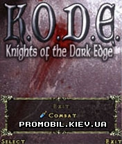 Knights Of The Dark Edge для Symbian 9