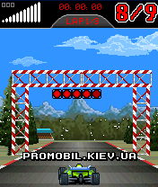 Адреналиновая Гонка [Adrenaline Racing]
