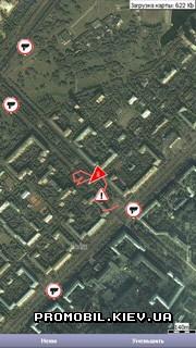 Yandex карты в телефон