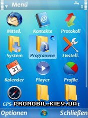 Тема для Symbian 9.2 - Windows 7