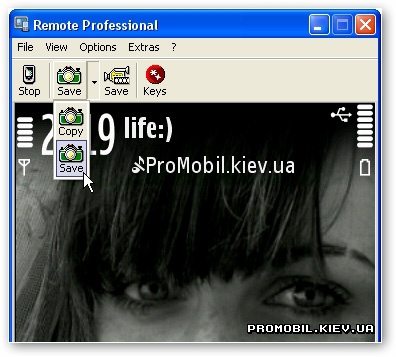 Remote S60 Professional