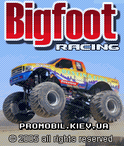 ����� �������� 3D [3D Bigfoot Racing]