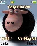 Тема для Sony Ericsson 128x160 - Sheep