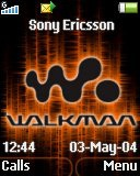 Тема для Sony Ericsson 128x160 - Animated Logo