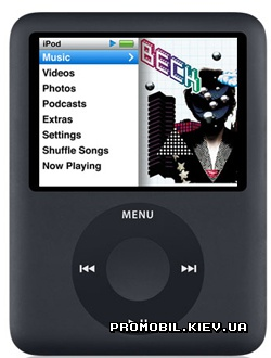 Apple iPod nano 3 4Gb