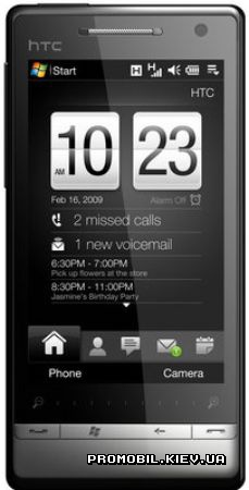 Программы к htc touch diamond2