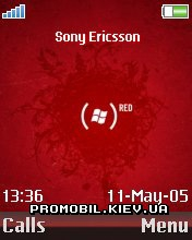Тема для Sony Ericsson 176x220 - Windows