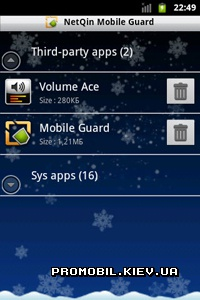 NetQin Mobile Guard для Android