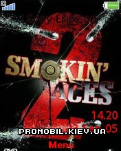 Тема для Sony Ericsson 240x320 - Smoking Aces