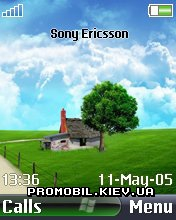 Тема для Sony Ericsson 176x220 - Best Nature
