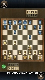 Chessboard Touch для Symbian 3