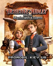Игра для телефона Detective Ridley and the Mysterious Enigma