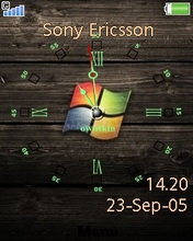 Тема для Sony Ericsson 240x320 - Windows