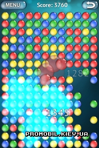 Bubble Explode для Android