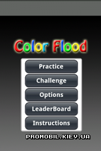 Color Flood для Android