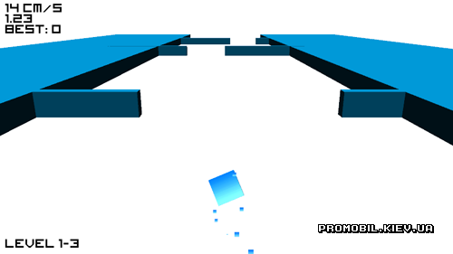 Cube Parkour для Android