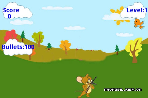 Shoot Bird для Android