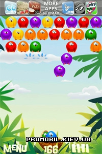 Bubble Birds для Android