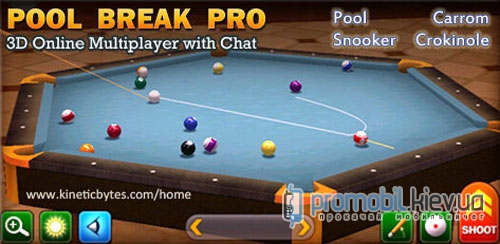Pool Break Pro для Android