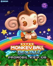 Игра для телефона Super Monkey Ball Tip 'n Tilt 2