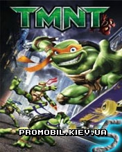 Игра для телефона TMNT Teenage Mutant Ninja Turtles 5