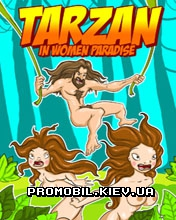Игра для телефона Tarzan In Women Paradise