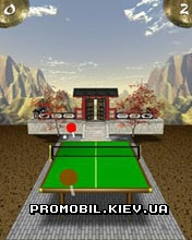 Игра для телефона Zen Table Tennis