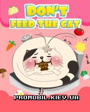Игра для телефона Don't feed the Cat