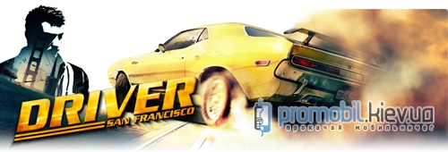 Игра для телефона Driver San Francisco