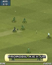 Игра для телефона EA Cricket 2011
