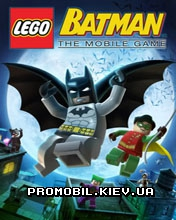 Игра для телефона LEGO Batman: The Mobile Game
