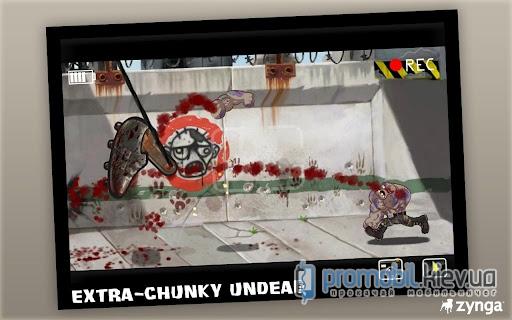 Игра ZombieSmash! для android