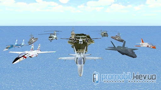 Air Wing Pro скачать на Android