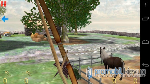 Longbow - Archery 3D для Android